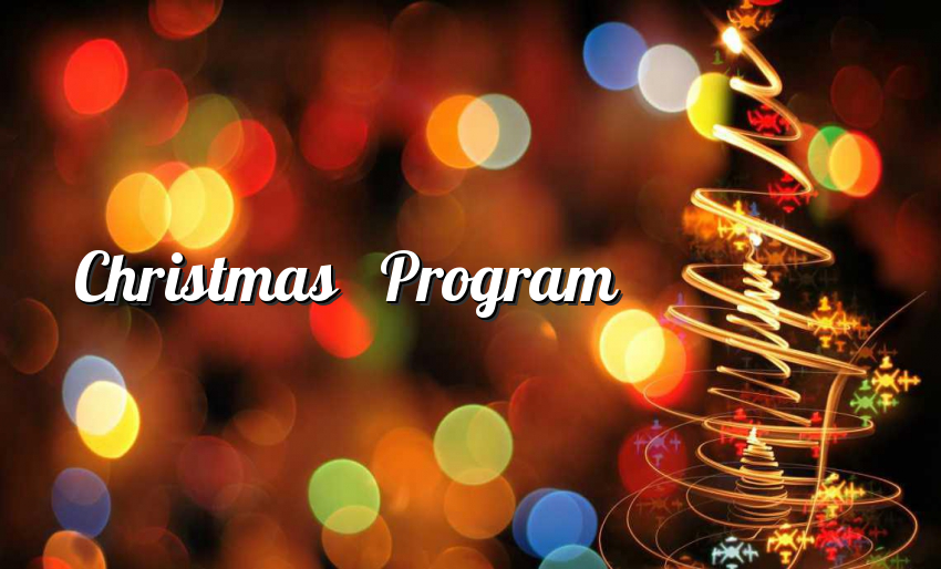 christmas program spirit life